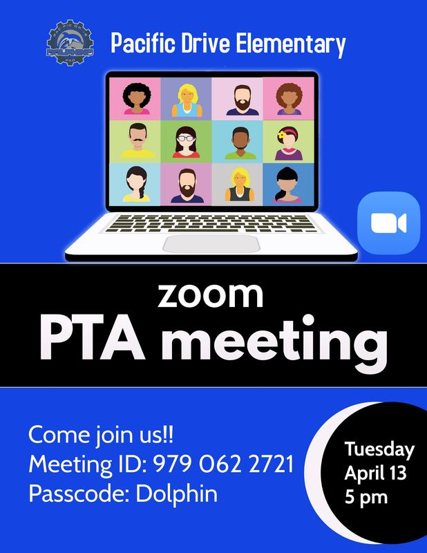 zoom meeting flyer