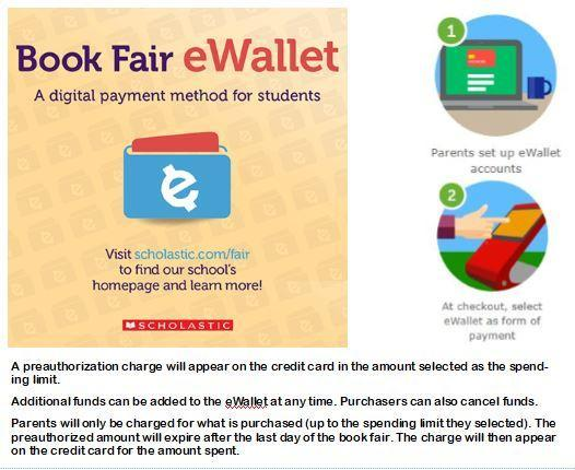 E-Wallet Steps and Instructions