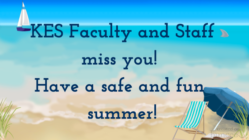 Faculty End of Year Messages