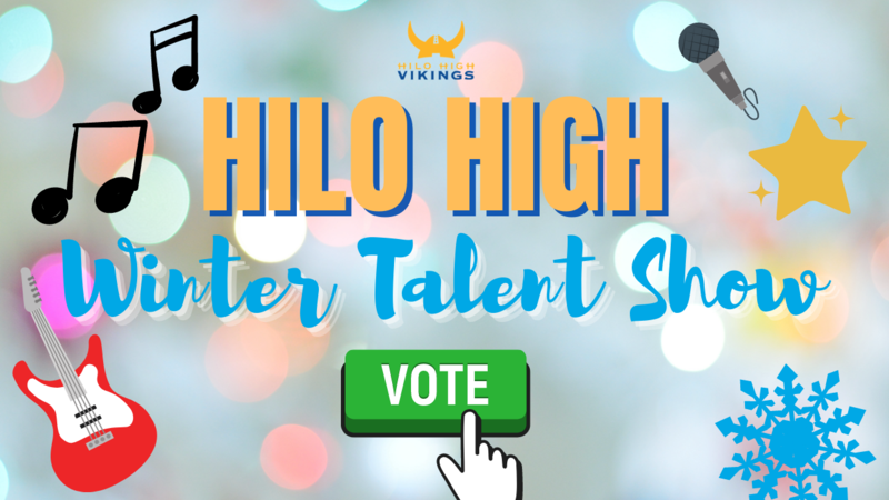 2020 HHS Virtual Winter Talent Show Featured Photo
