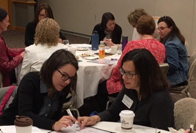 Participants Writing