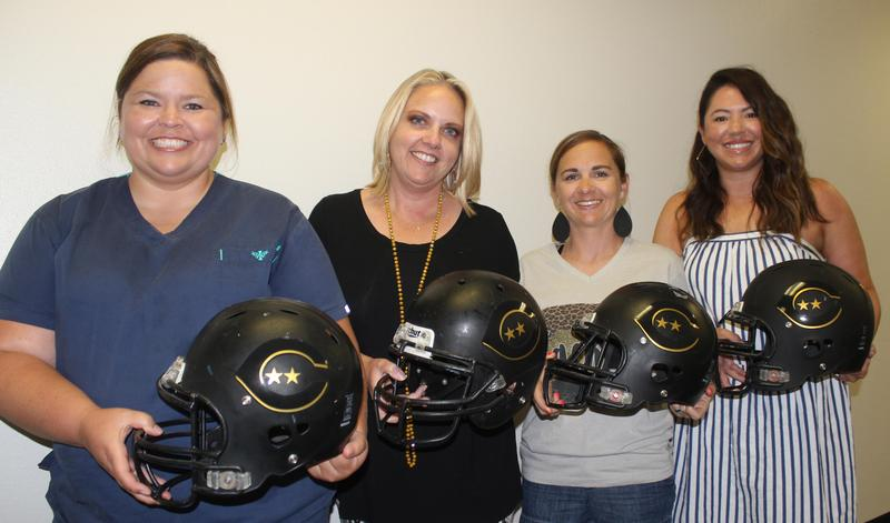 Helmets and Heels committee members