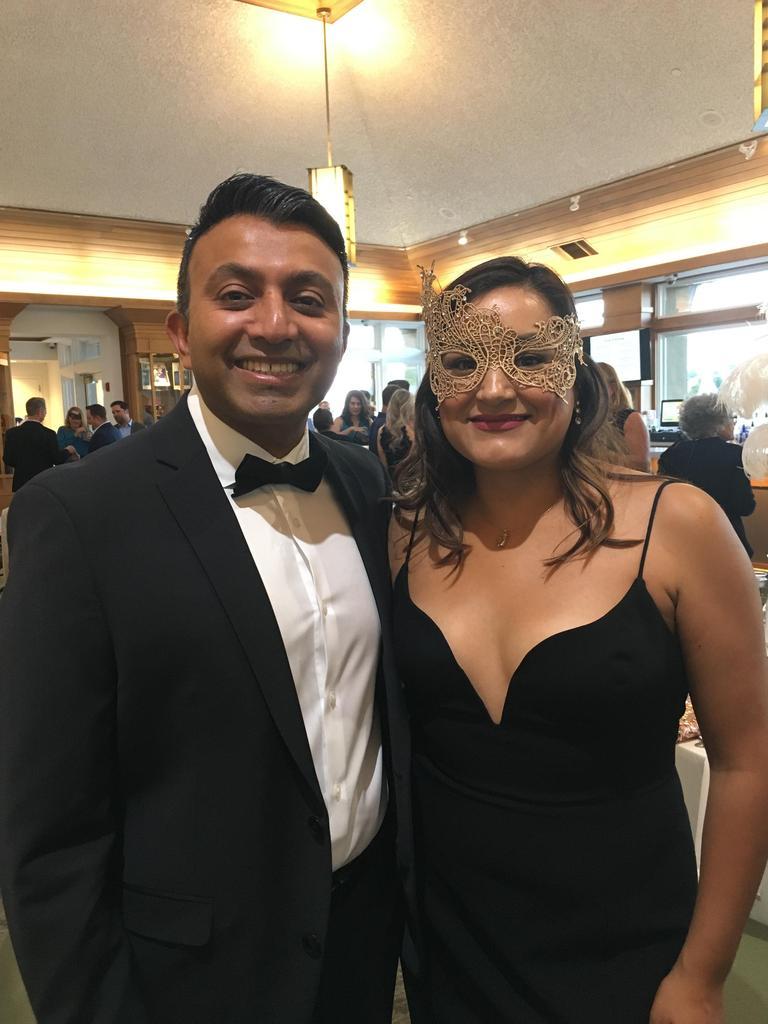 Mr and Mrs Prem Singh