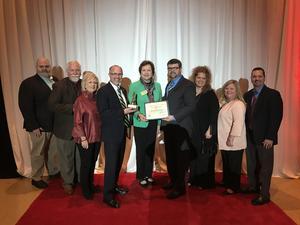 LCSD Governor's Award Presentation