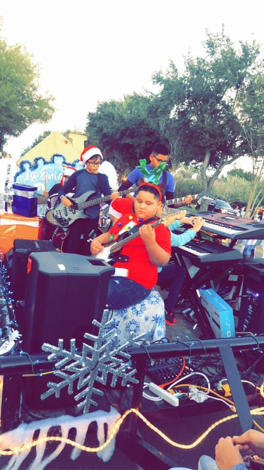 ACE Rock Band La Encantada