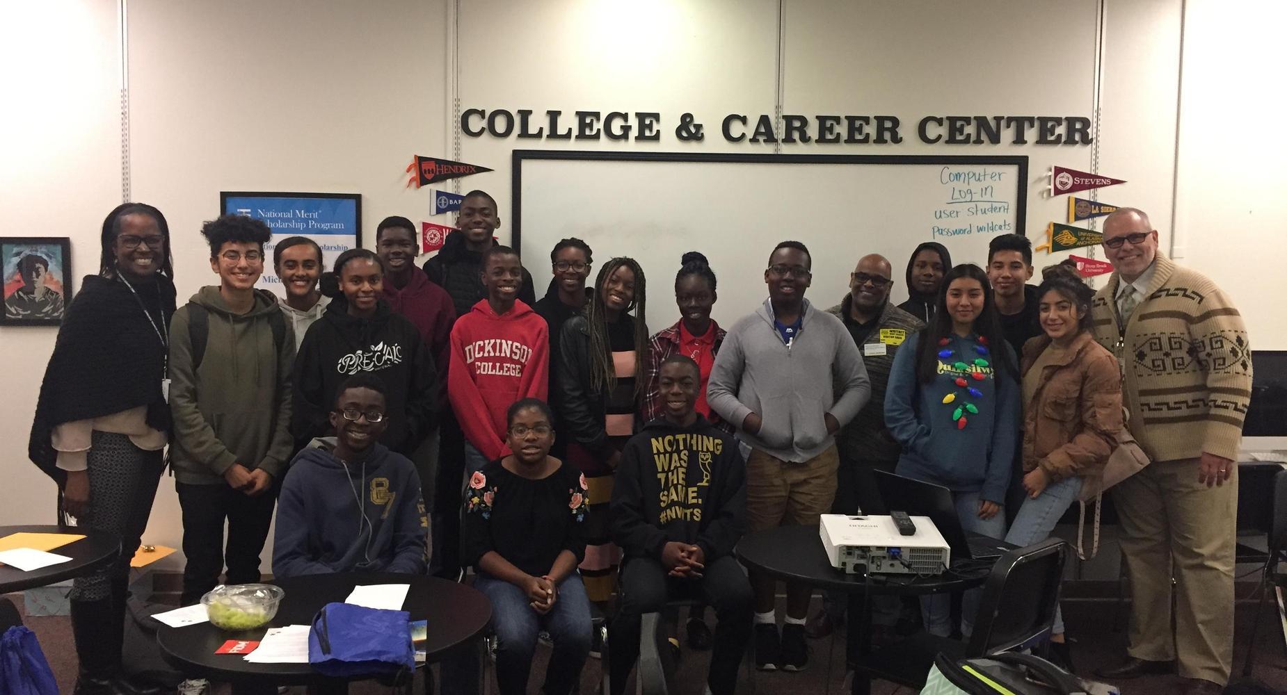 Young Black Scholars Club