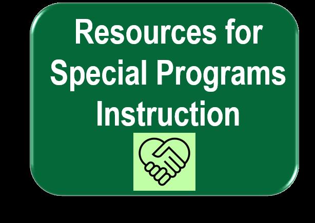 Special Programs site