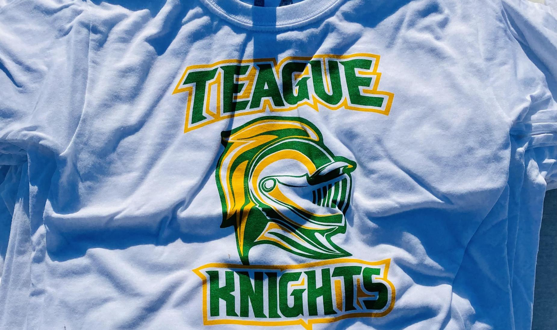Teague Knights T-shirt