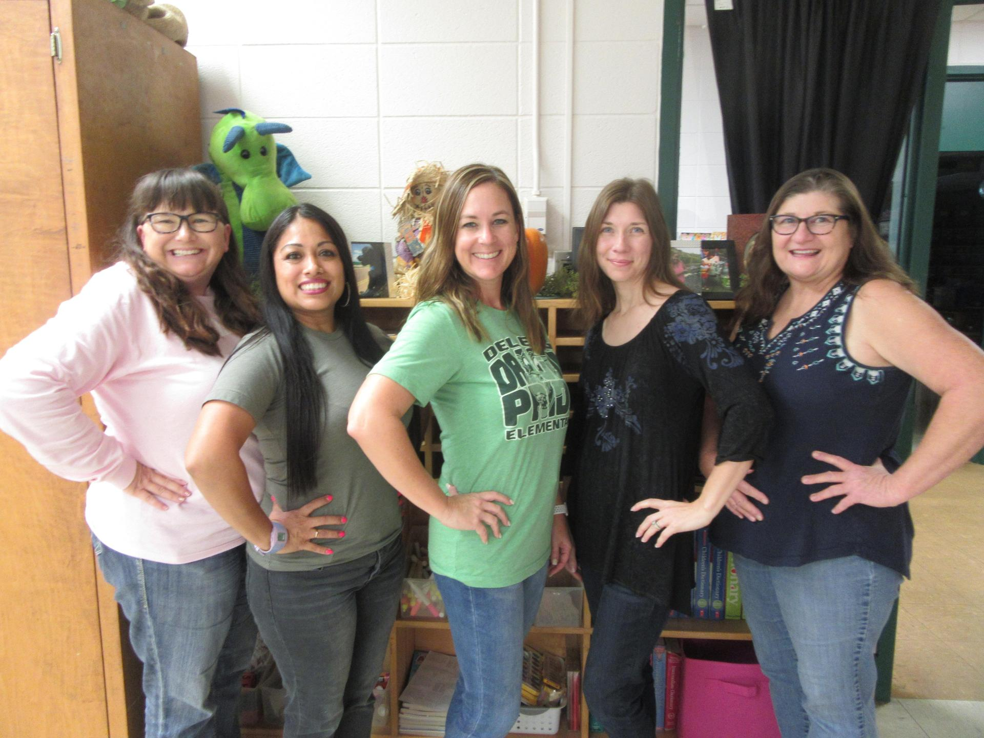 Special Education Staff Photo