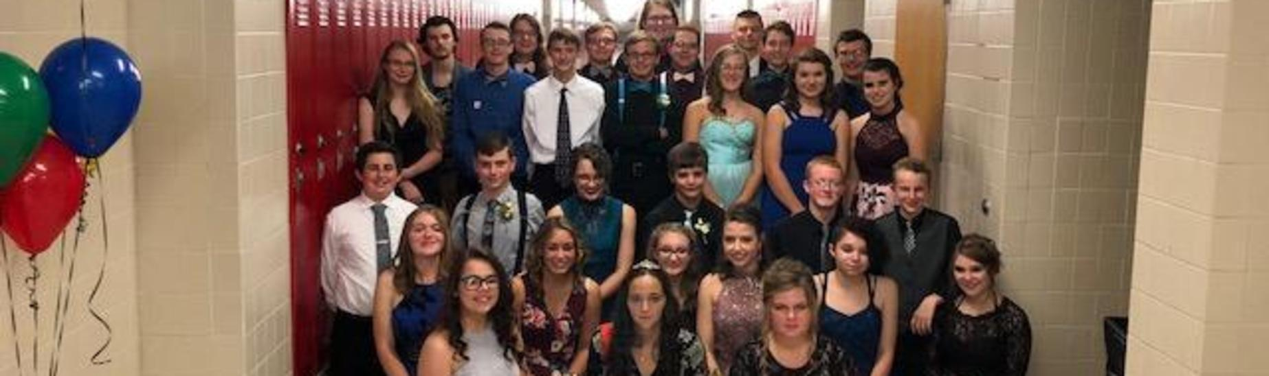 Homecoming Dance 2018