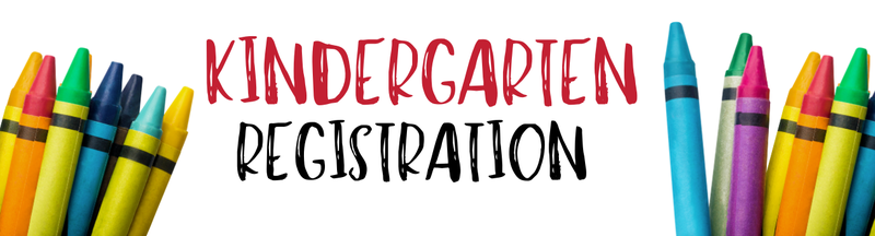 Kindergarten registration begins April 5