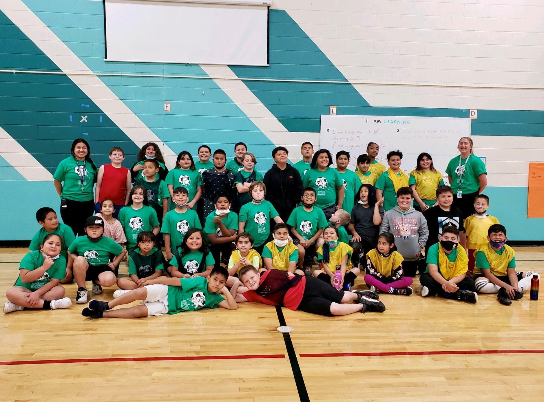Snake Soccer Team