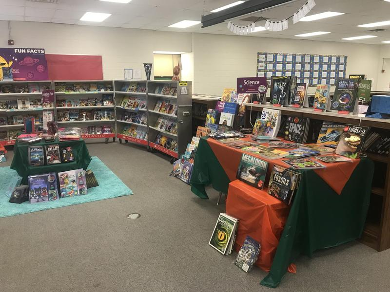 The Book Fair is BACK! Featured Photo