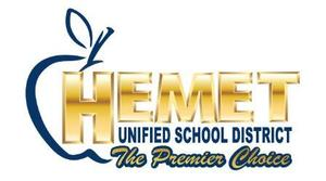 Hemet Unified School District's Premier logo