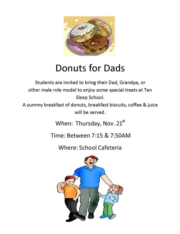 DONUTS FOR DADS Thumbnail Image