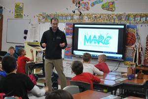 pic of Career Day presenter