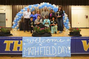 Ranch Hills 5th Grade students take 2nd Place at the Math Field Day