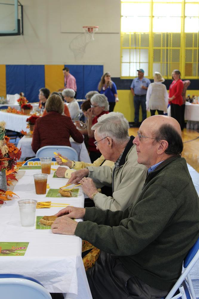 Retired Teacher Luncheon 2016