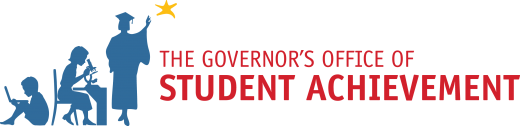 Governor's Office of Student Achievement logo