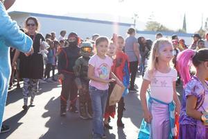 Halloween Parade Photos