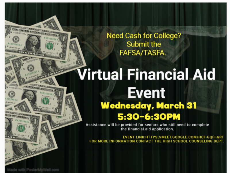 Financial Aid Event Featured Photo