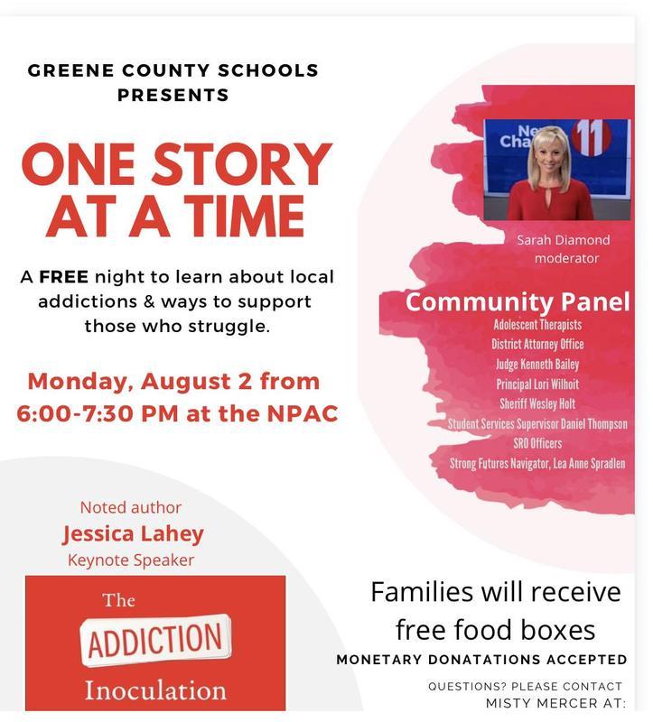 Community panel with Jessica Lahey