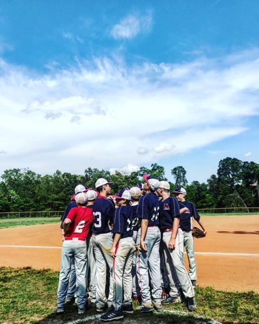 MS Baseball 2017-18