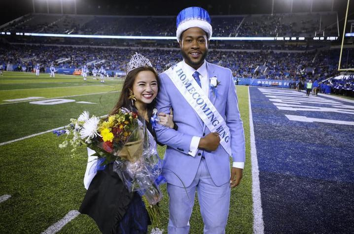 Jawun Page Named 2018 Homecoming King at University of Kentucky Featured Photo