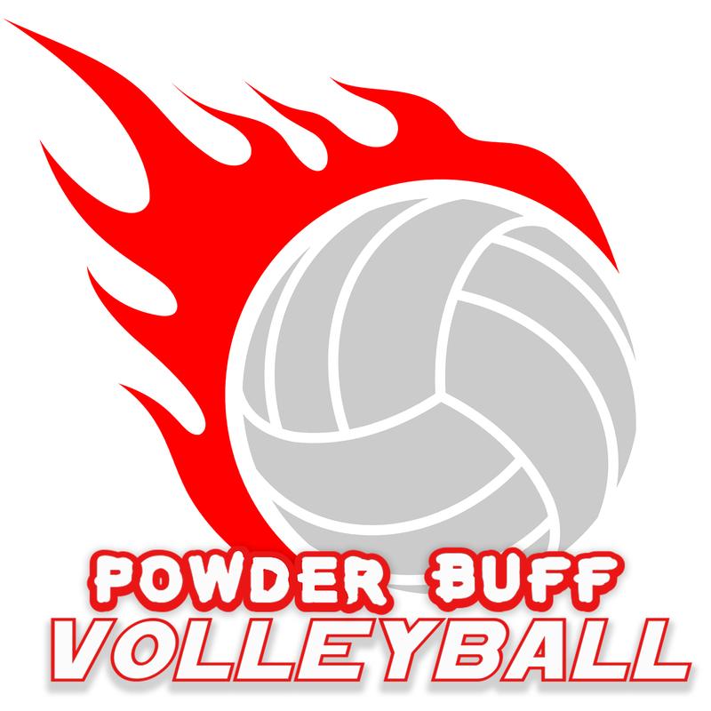 Powder Buff Volleyball