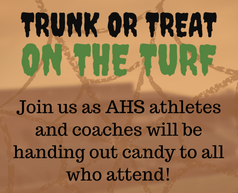 Alcoa High School Trunk or Treat