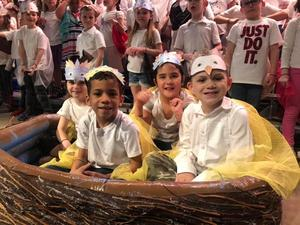Our next batch of birdies are about to take flight! Congratulations to Mrs. Petty and her talented students on a fantastic performance!