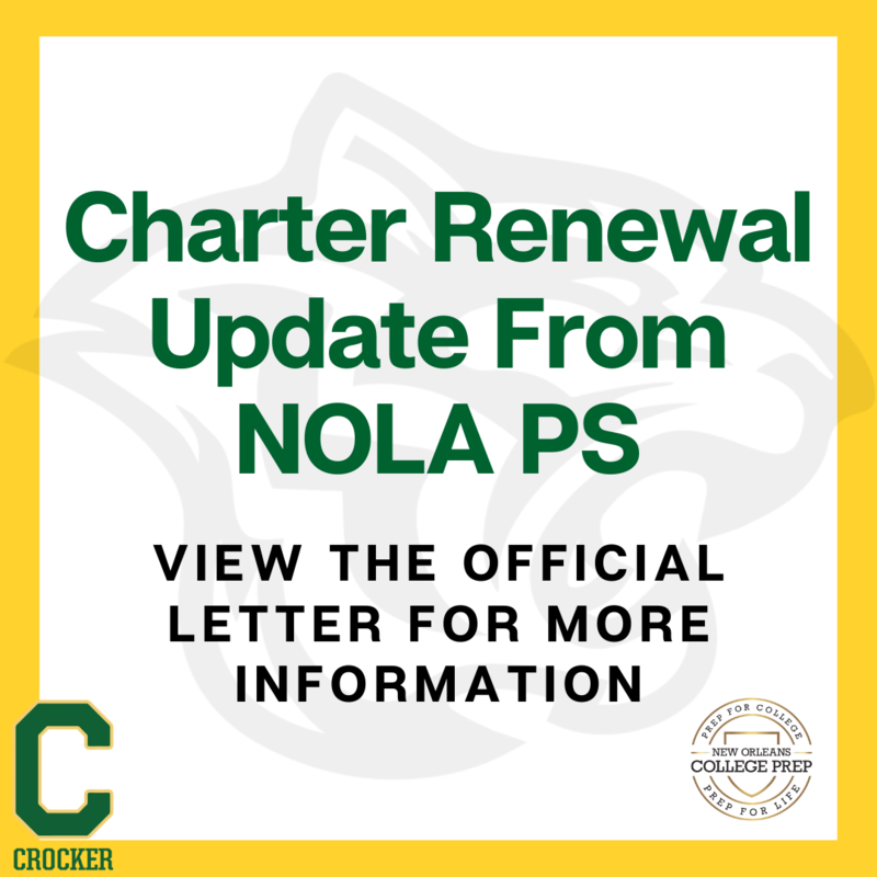 Charter Renewal Update From NOLA PS Featured Photo