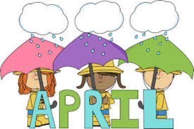 April Calendar/ Calendario de abril Featured Photo