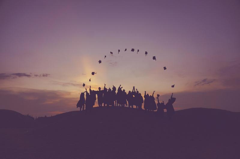 grads on a hill