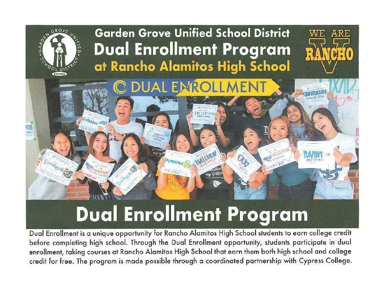 Cypress College Dual Enrollment Program Featured Photo