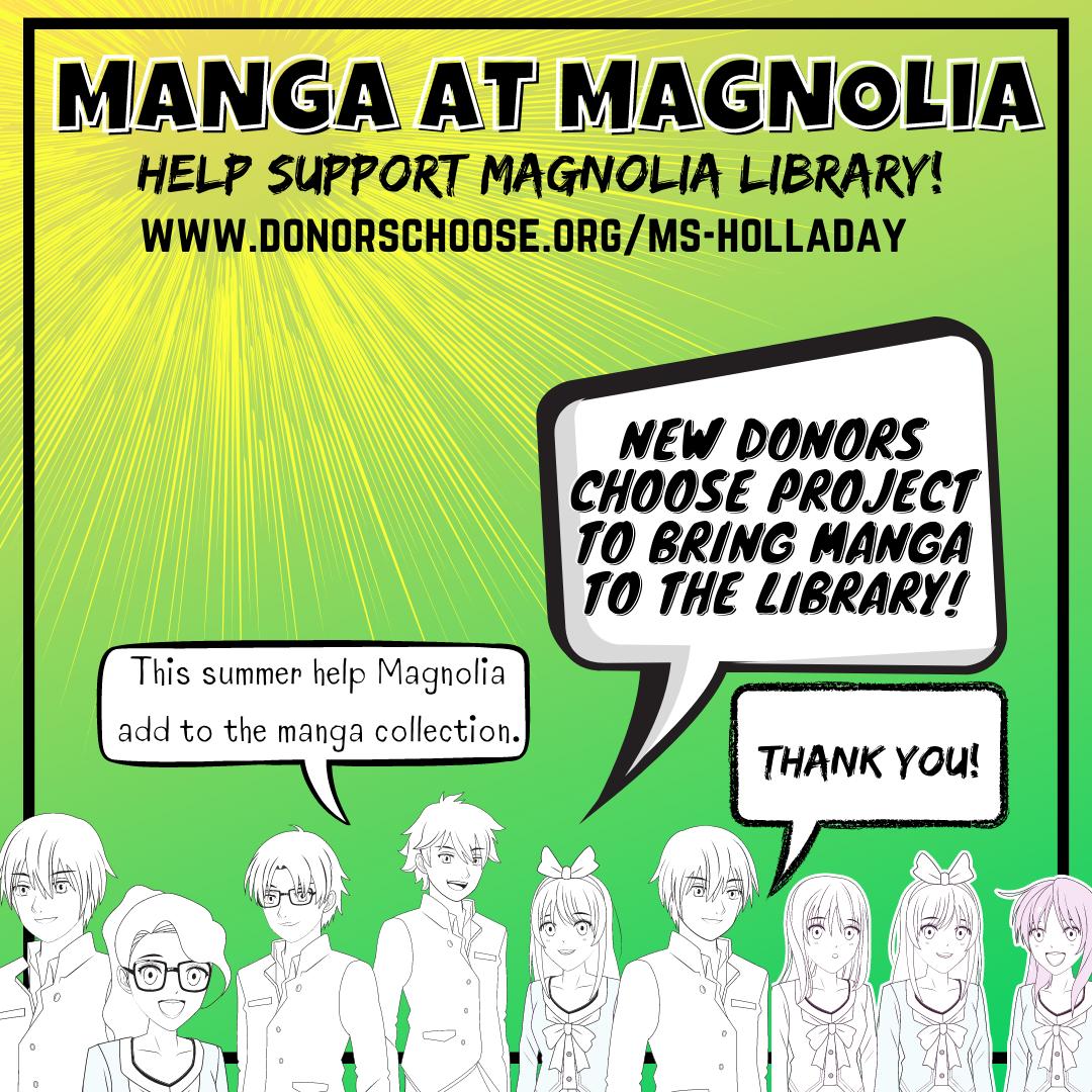Manga summer 2021