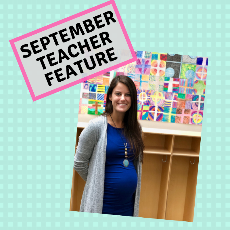 September Teacher Feature Thumbnail Image