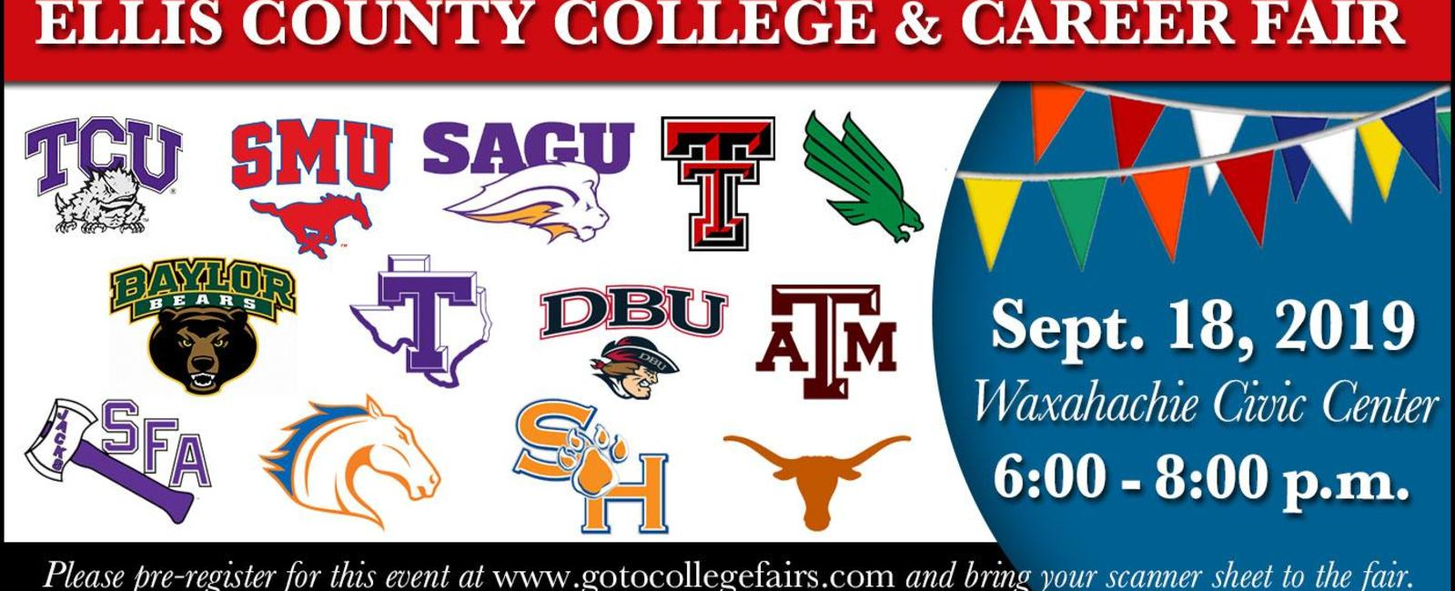 Ellis County College & Career Fair