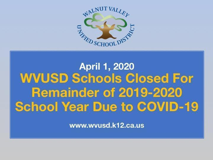 School Closure Featured Photo