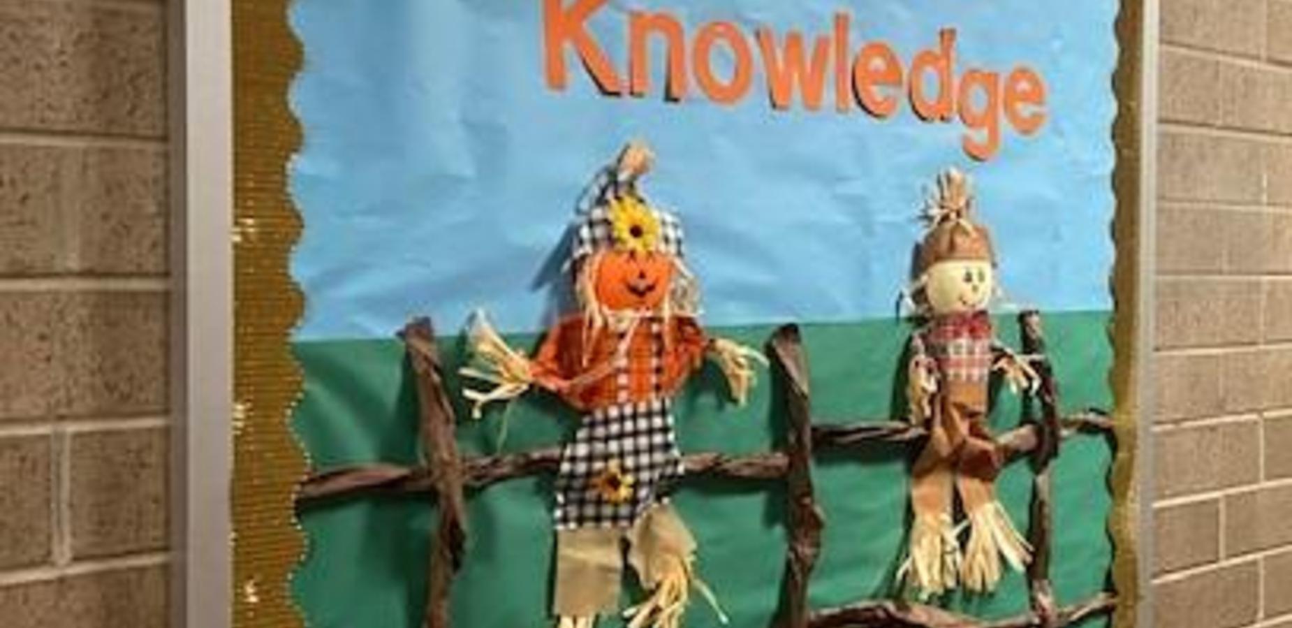 Harvesting Knowledge!