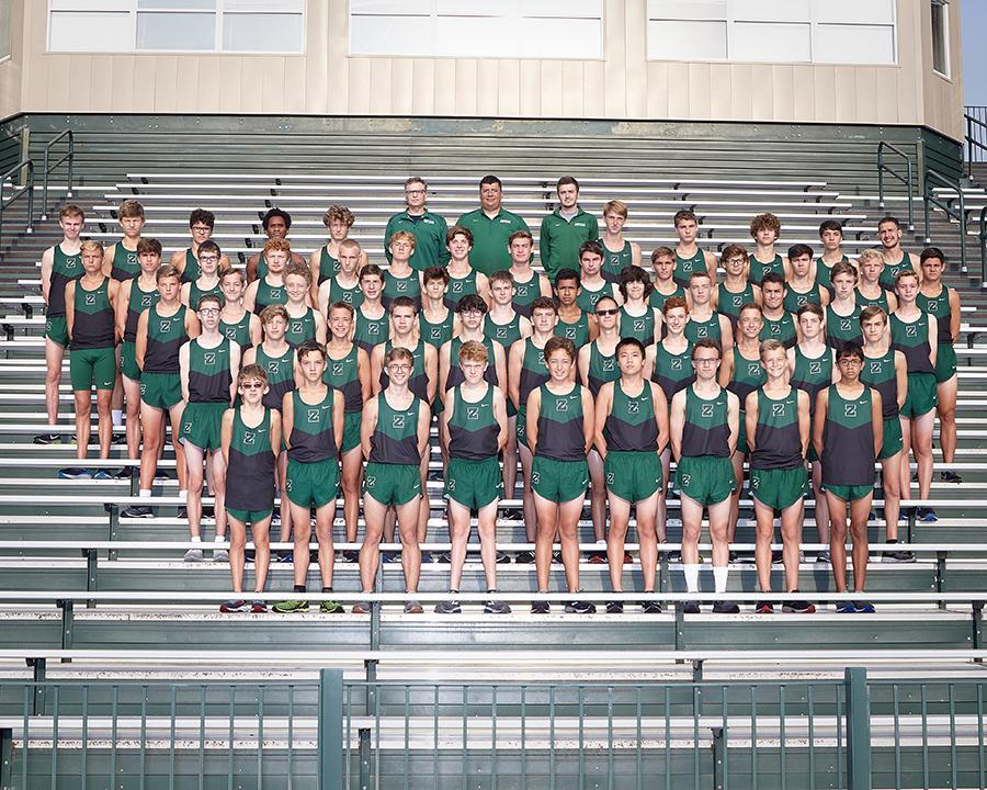 2018 Boys Cross Country
