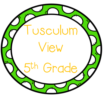 Tusculum View 5th Grade