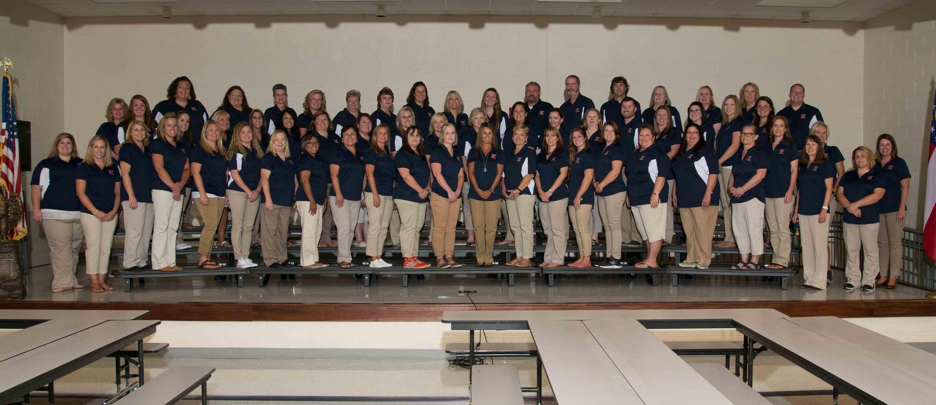 2017-18 Staff