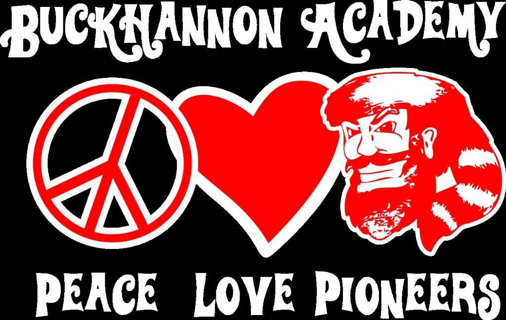Peace. Love. Pioneers.