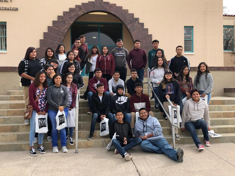 NMSU Campus Visit Featured Photo