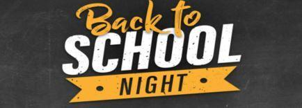 Back To School Night Videos Thumbnail Image