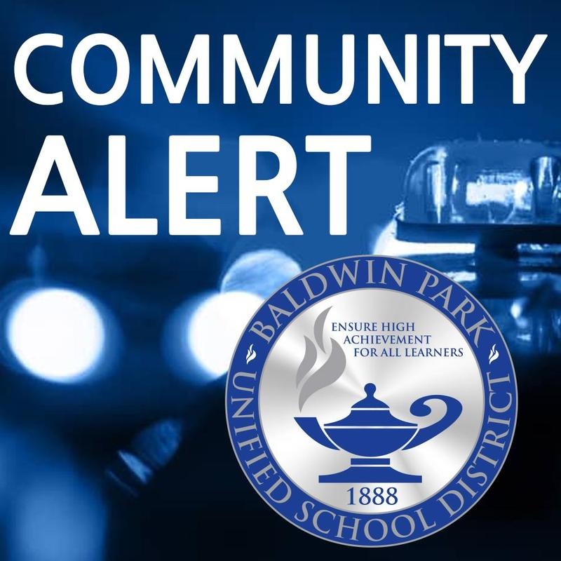 Community Alert Regarding District Messaging