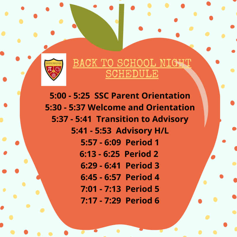 Back to School Night Virtual Directory Featured Photo