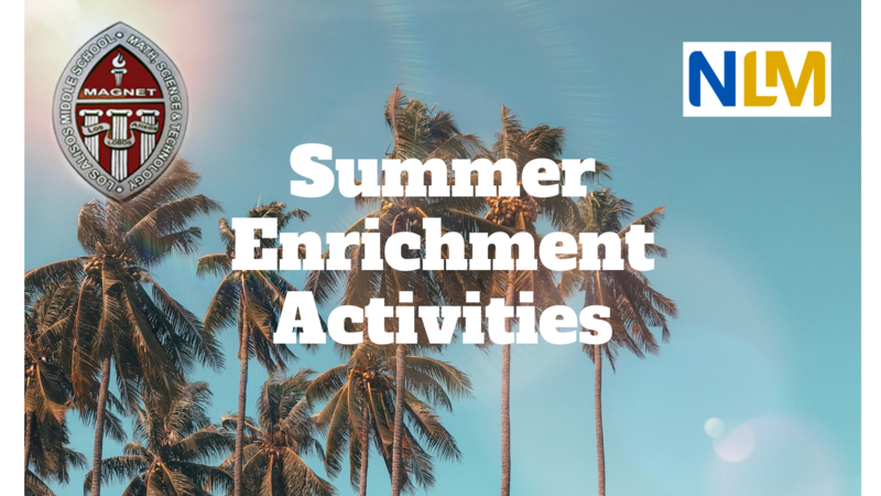 Access to Summer Enrichment Activities Featured Photo