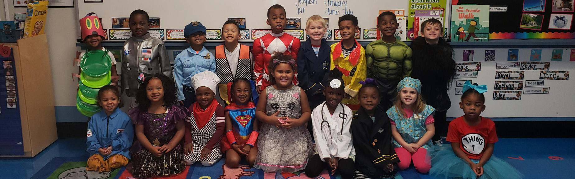 Storybook Character Day
